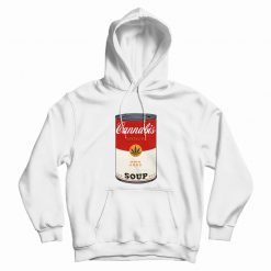 Cannabis Soup Parody Of Campbell's Soup That 70's Show Hoodie