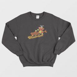 Willys Wonderland Movie Nicolas Cage Sweatshirt
