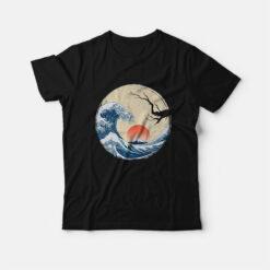 Asian Wave T-shirt
