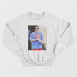 Adam Sandler Superman Sweatshirt