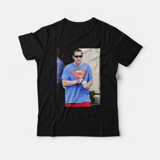 Adam Sandler Superman T-shirt