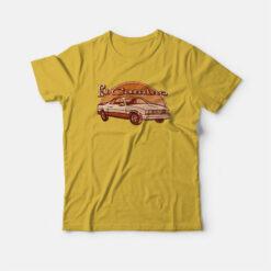 El Camino T-shirt Hot Rod