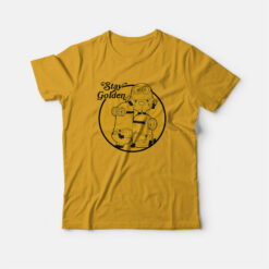 Stay Golden Minions Despicable Me T-shirt