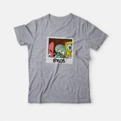 Spongebob Squarepants Bros T-shirt